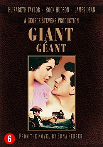 Giant [DVD] [1956] by Unknown, ISBN: 5051888154106