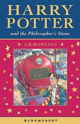 Cover Art for Harry Potter & the Philosopher's Stone Celebratory Edition, ISBN: 9780747558194