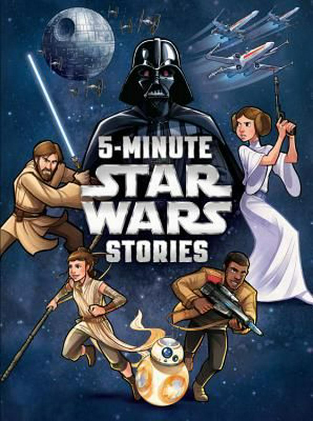 Cover Art for Star Wars - 5-Minute Star Wars Stories, ISBN: 9781484728208
