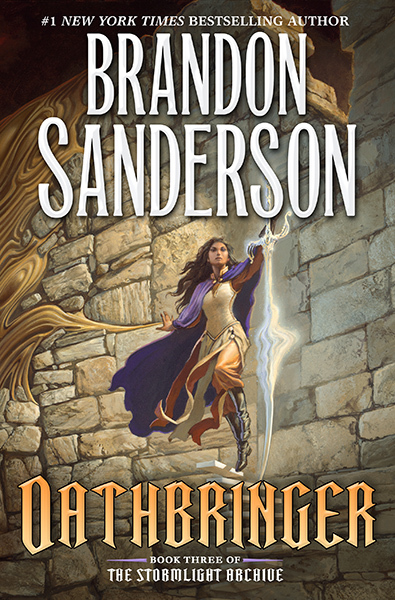 Oathbringer (Stormlight Archive) by Brandon Sanderson, ISBN: 9780765326379
