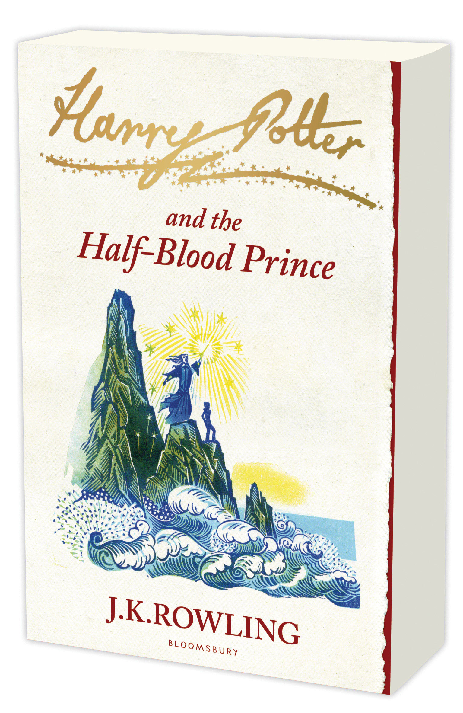 Harry Potter and the Half-Blood Prince signature edition