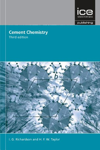 Cement Chemistry, 3rd edition