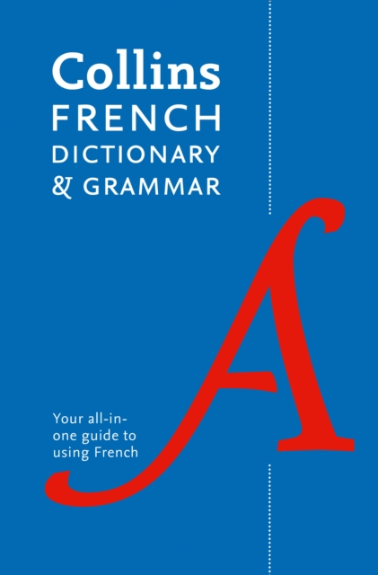 Collins French Dictionary And Grammar120,000 Translations Plus GrammarTips [Eighth E...