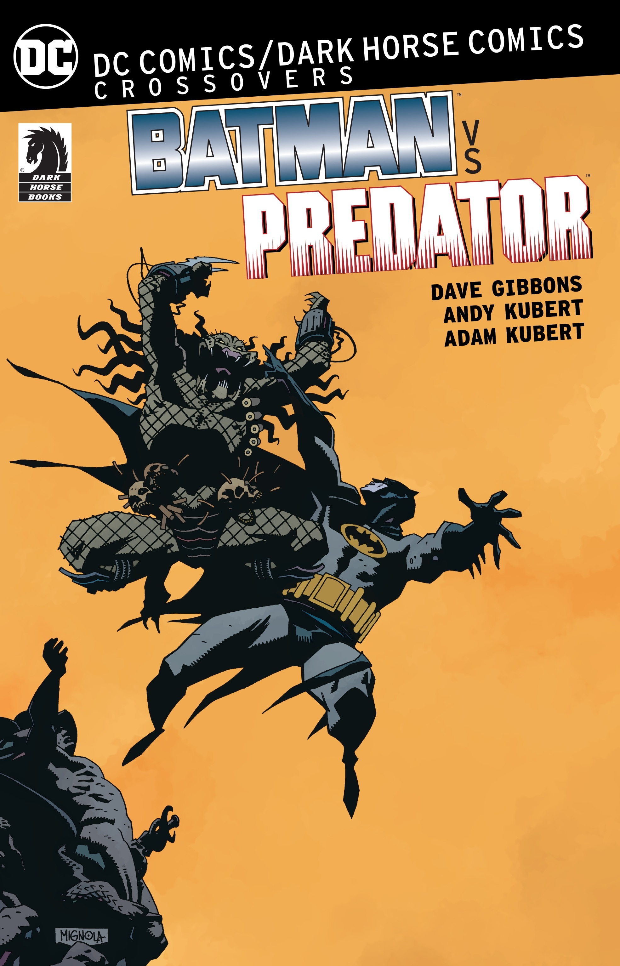 DC Comics/Dark Horse: Batman vs. Predator