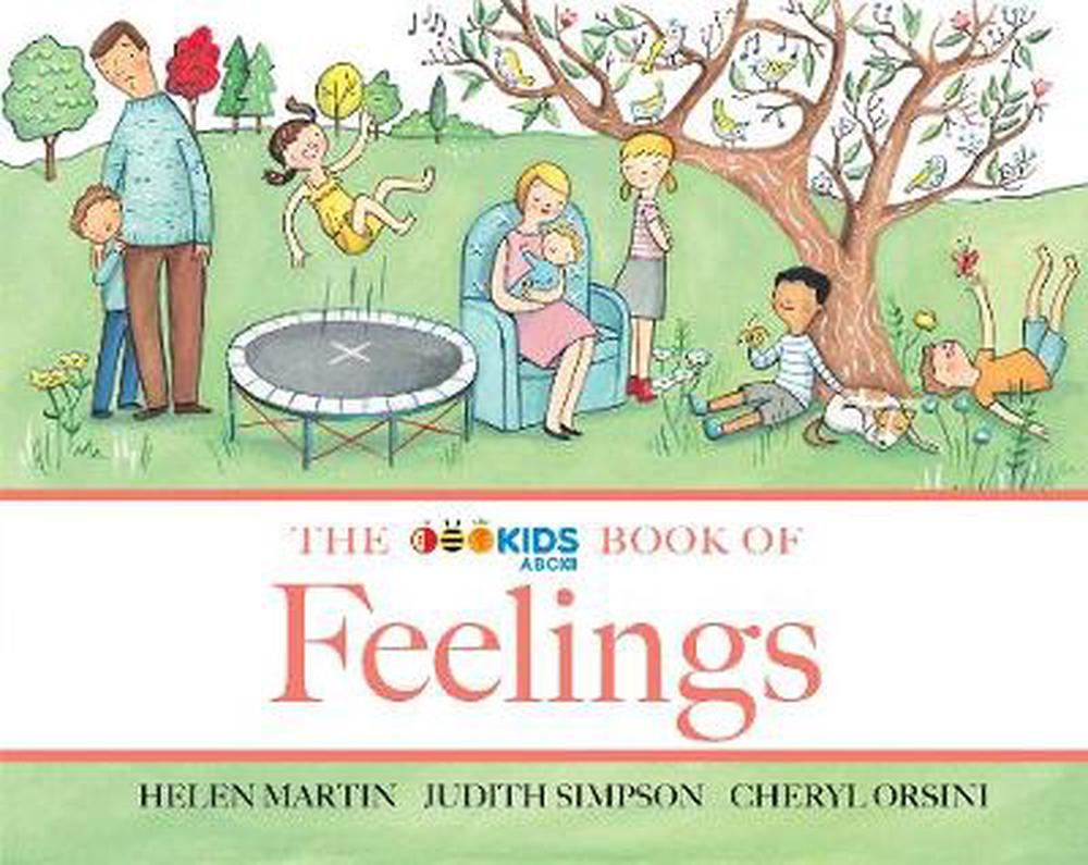 The ABC Book of FeelingsThe ABC Book Of ...