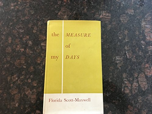Measure of My Days by F.S-. Maxwell, ISBN: 9780722401026