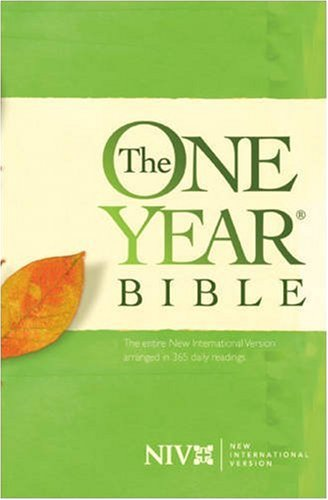 The One Year Bible