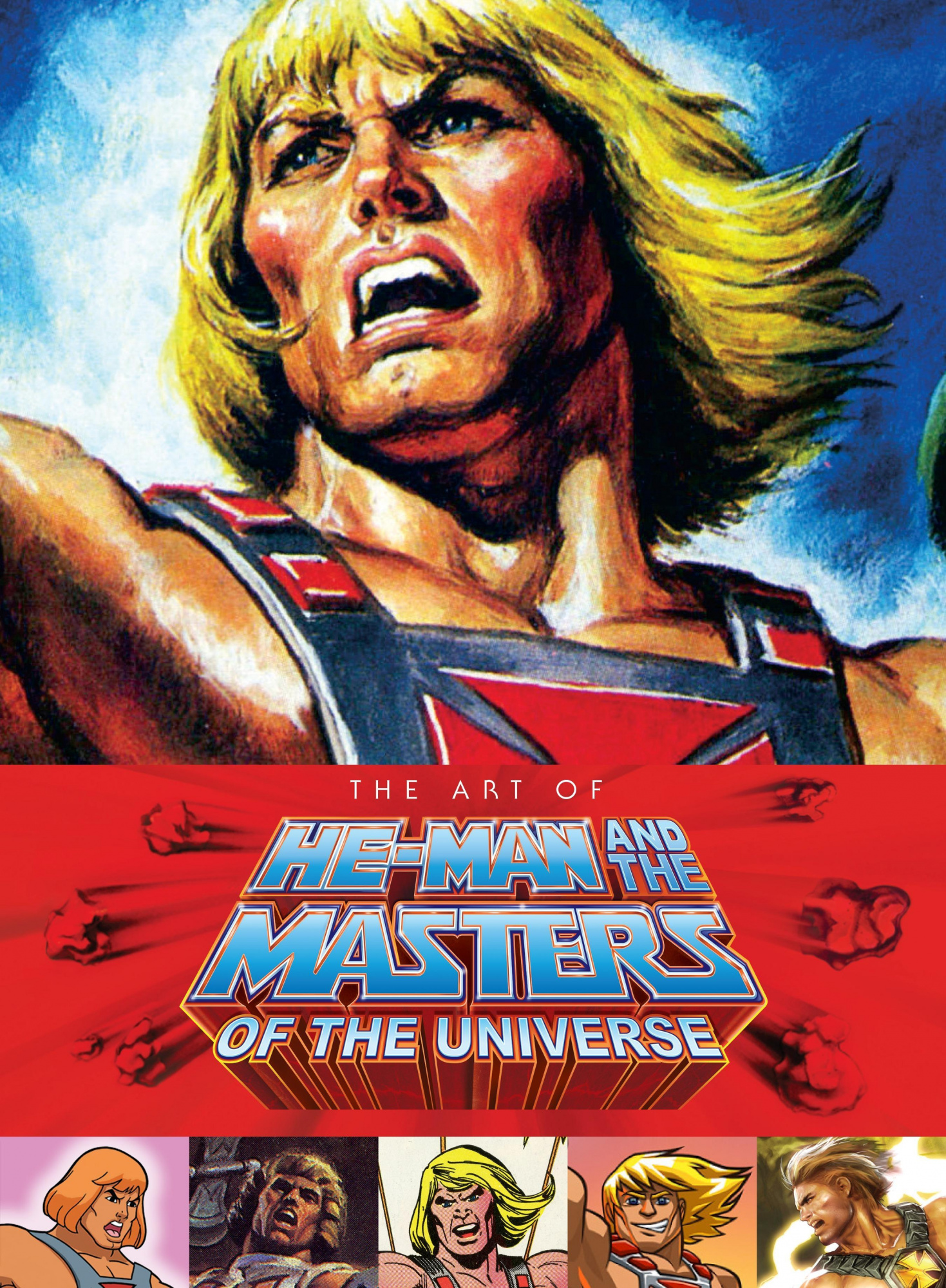 Art of He Man and the Masters of the Universe by Various, ISBN: 9781616555924
