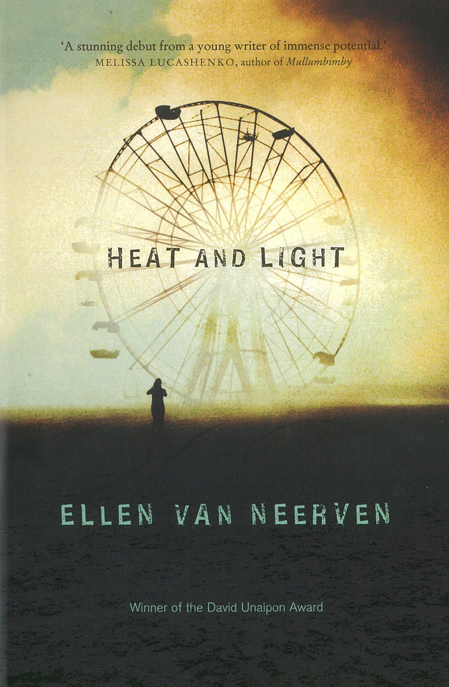 Cover Art for Heat and Light, ISBN: 9780702253218
