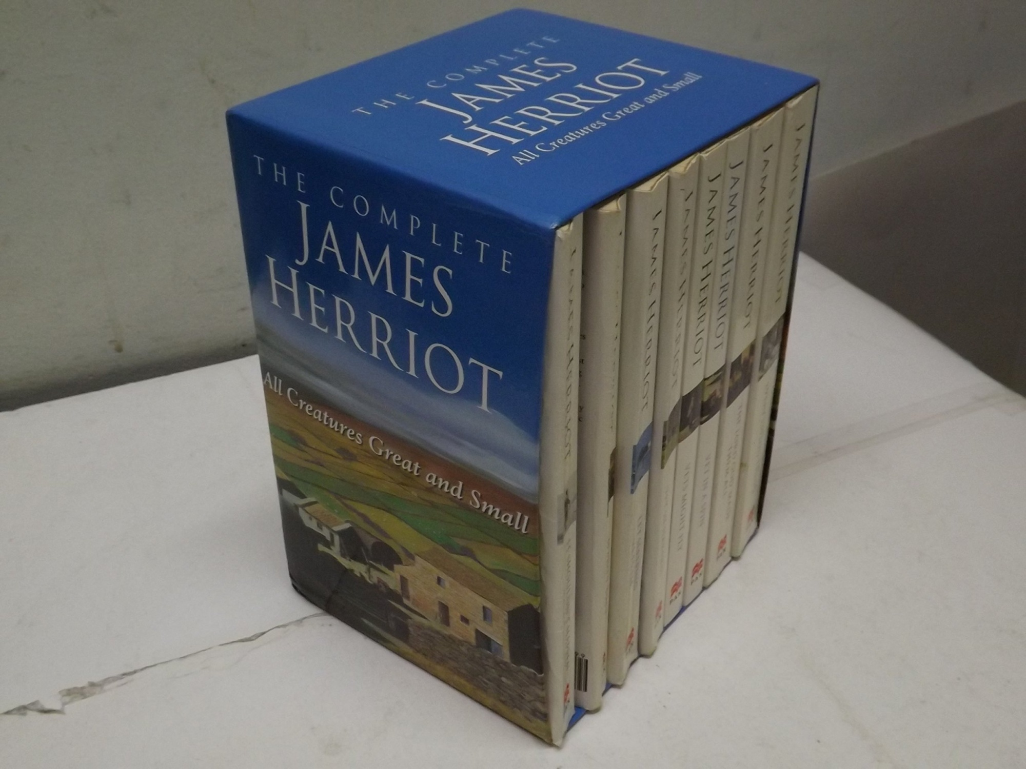 The Complete James Herriot by James Herriot, ISBN: 9780330447263