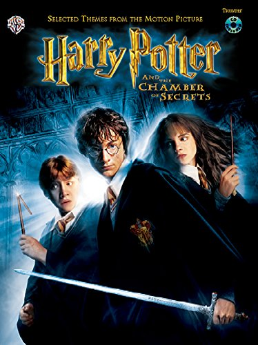 Harry Potter and the Chamber of Secrets: Selected Themese Instrumental Play-along: Trumpet