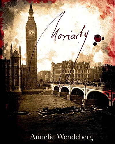 Moriarty: Illustrated Anna Kronberg Thriller Trilogy