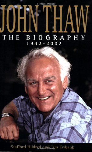 John Thaw by Stafford Hildred, ISBN: 9780233050911