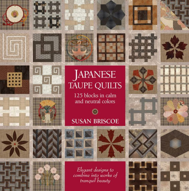 Japanese Taupe Quilts
