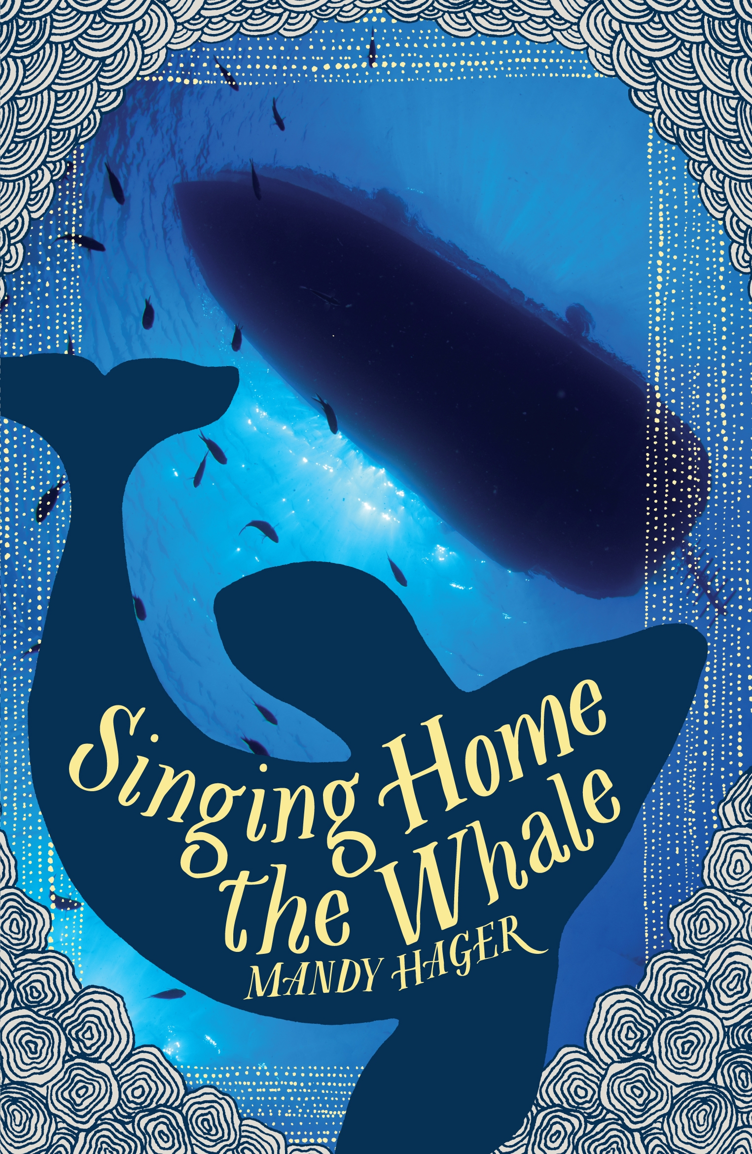 Cover Art for Singing Home the Whale, ISBN: 9781775536574