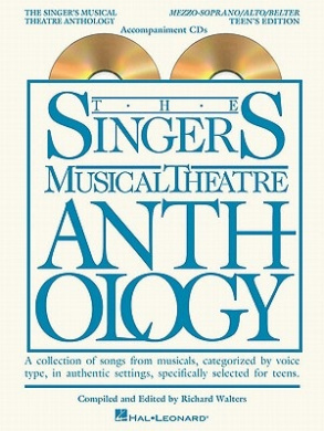 The Singer's Musical Theatre Anthology - Teen's Edition: Mezzo-Soprano/Alto/Belter Accompaniment CDs Only (Vocal Collection)