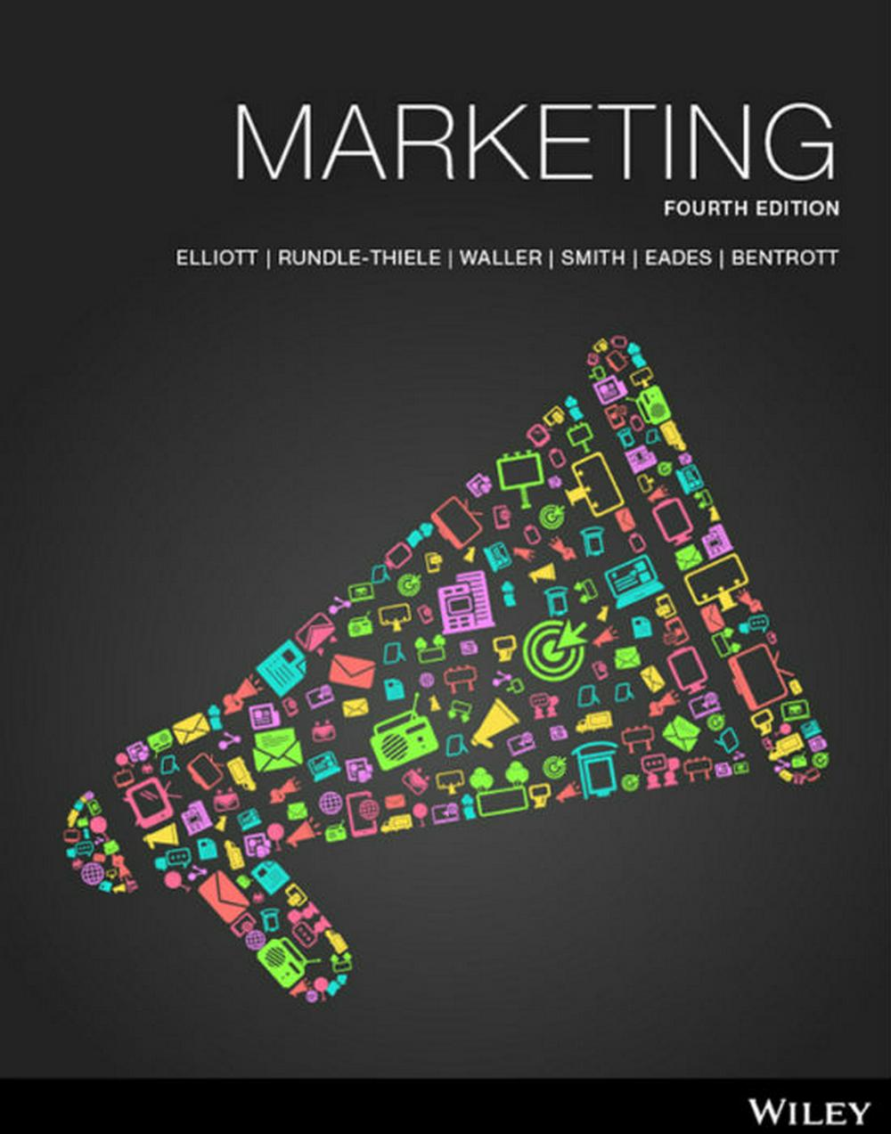 Marketing (Au) 4E Print on Demand (Black & White)