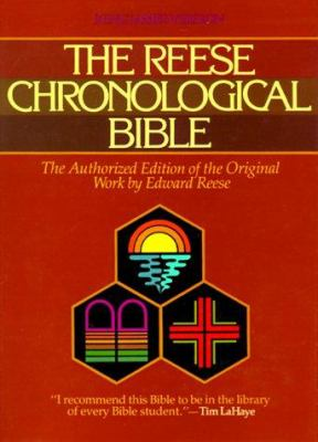 Reese Chronological Bible