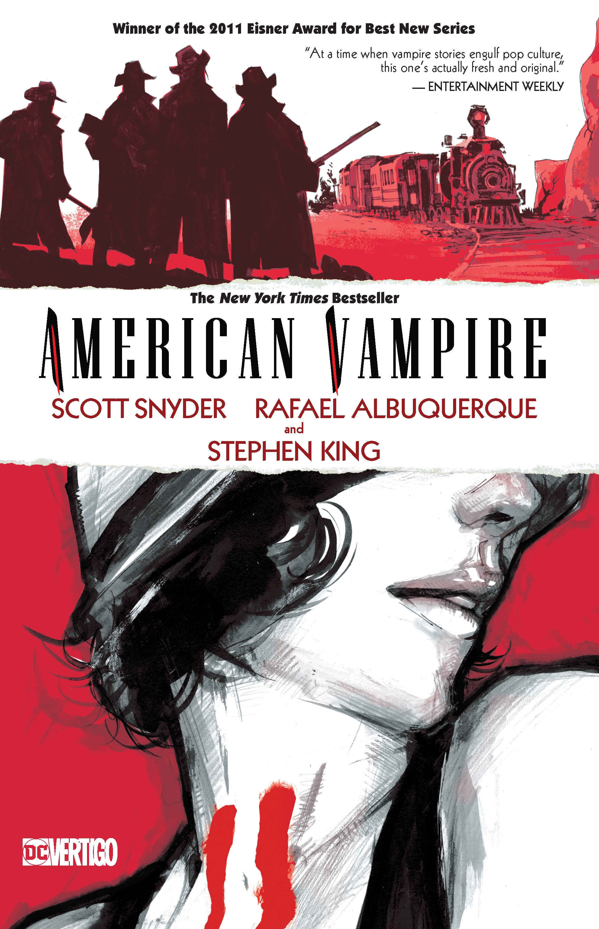 American Vampire Vol. 1 by Scott Snyder & Stephen King, ISBN: 9781401229740
