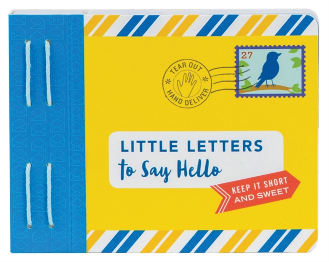 Little Letters to Say Hello (Letters To My)