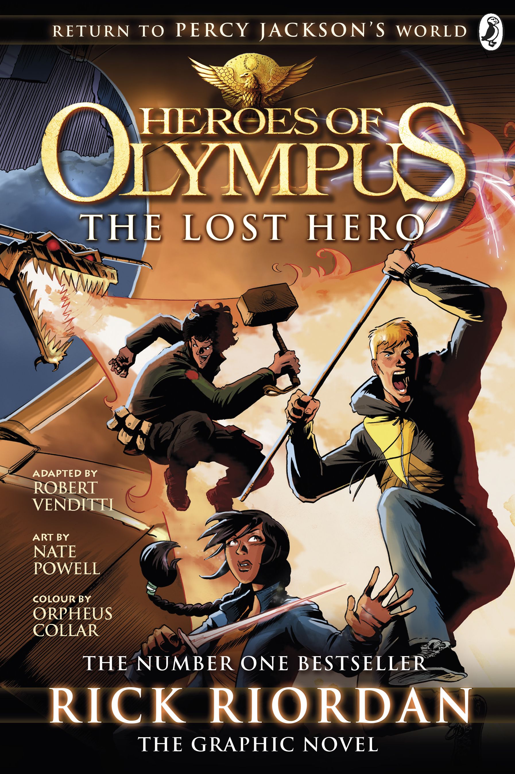 the theme of teamwork in the novel the lost hero by rick riordan Read common sense media's the son of neptune: the heroes of olympus as in all of rick riordan's books (from the lost hero.
