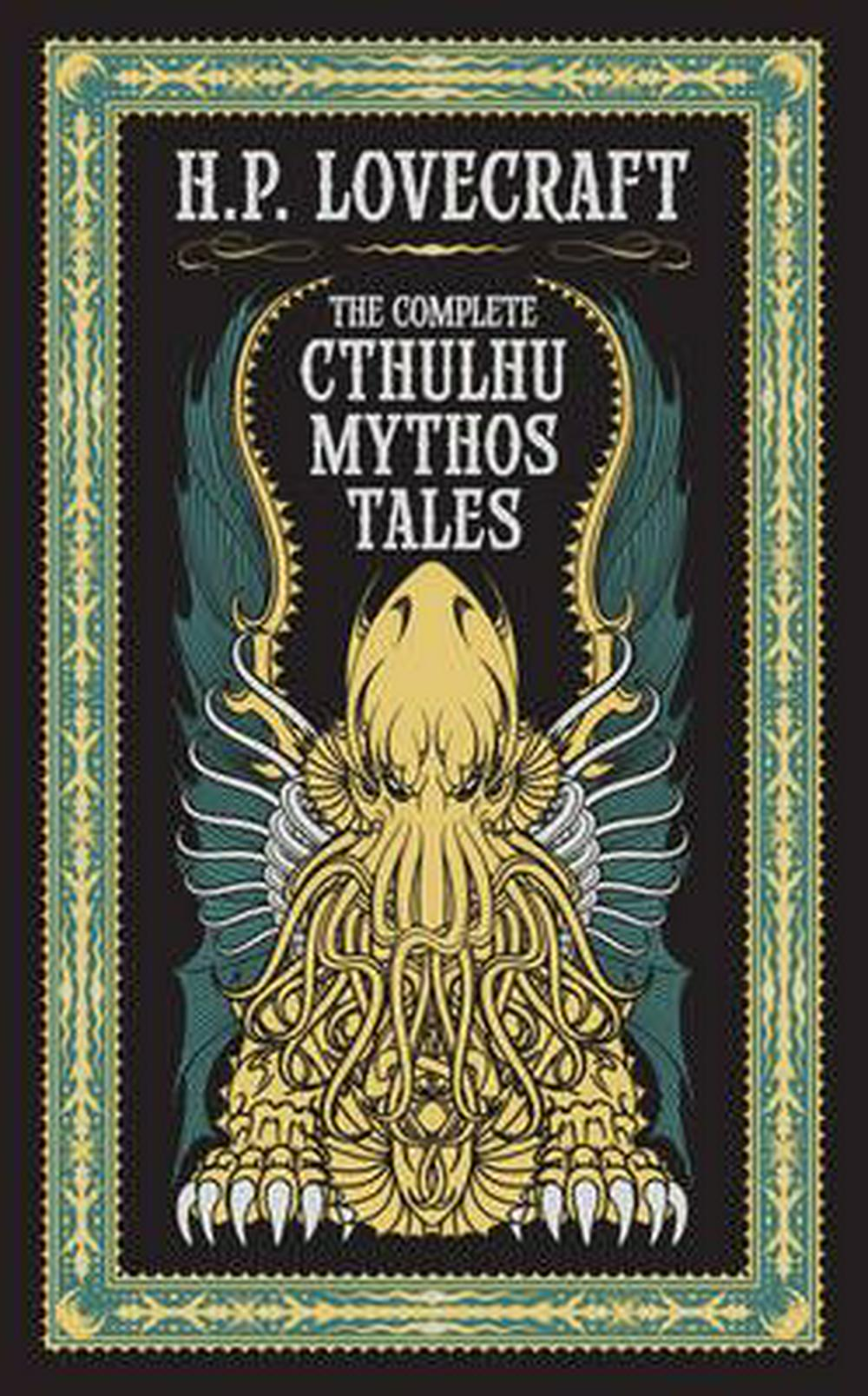 The Complete Cthulhu Mythos TalesBarnes & Noble Leatherbound Classic Collection