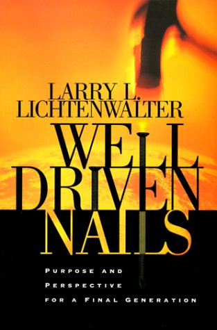 Well-Driven Nails: How to Find Contentment in a Disappointing World