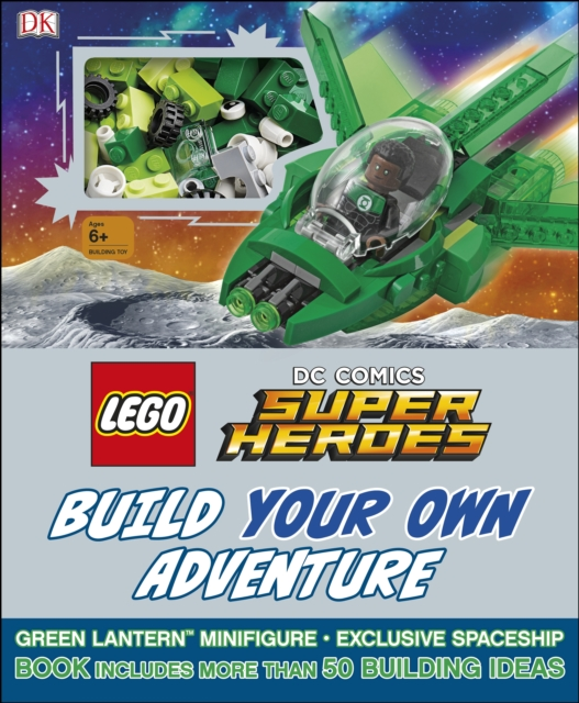 LEGO DC Comics Super HeroesBuild Your Own Adventure