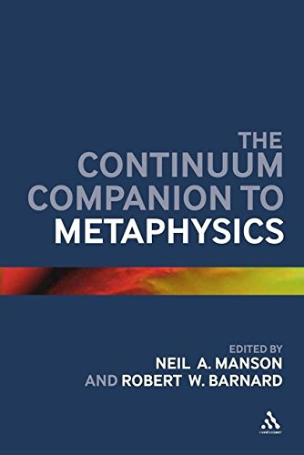Continuum Companion to Metaphysics