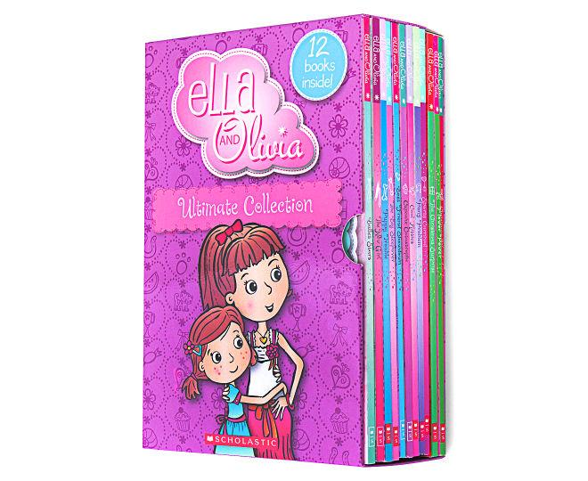 Ella and OliviaUltimate Collection 1-12 Box Set