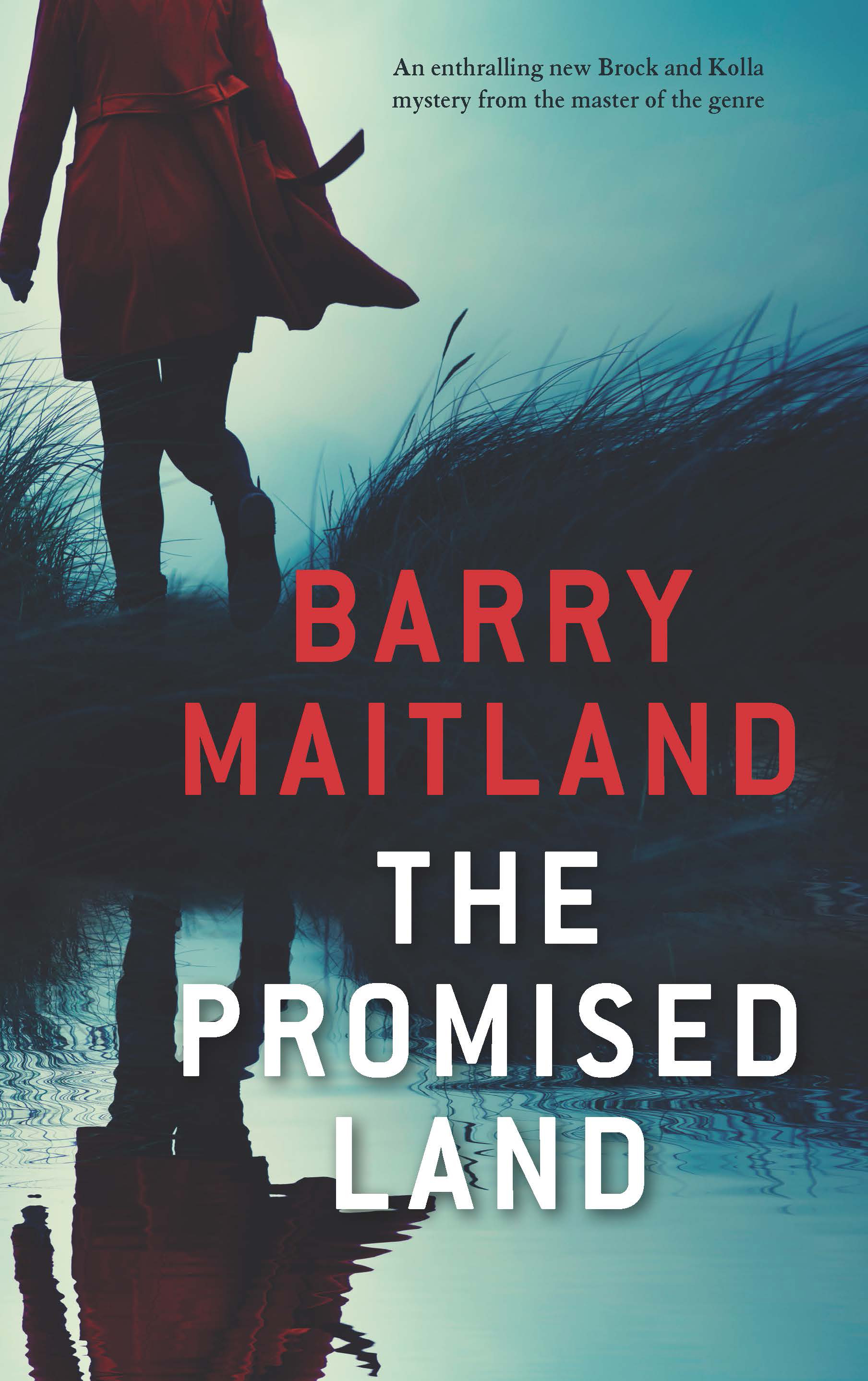The Promised Land by Barry Maitland, ISBN: 9781760632670