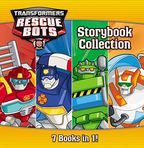 Transformers Rescue BotsStorybook Collection