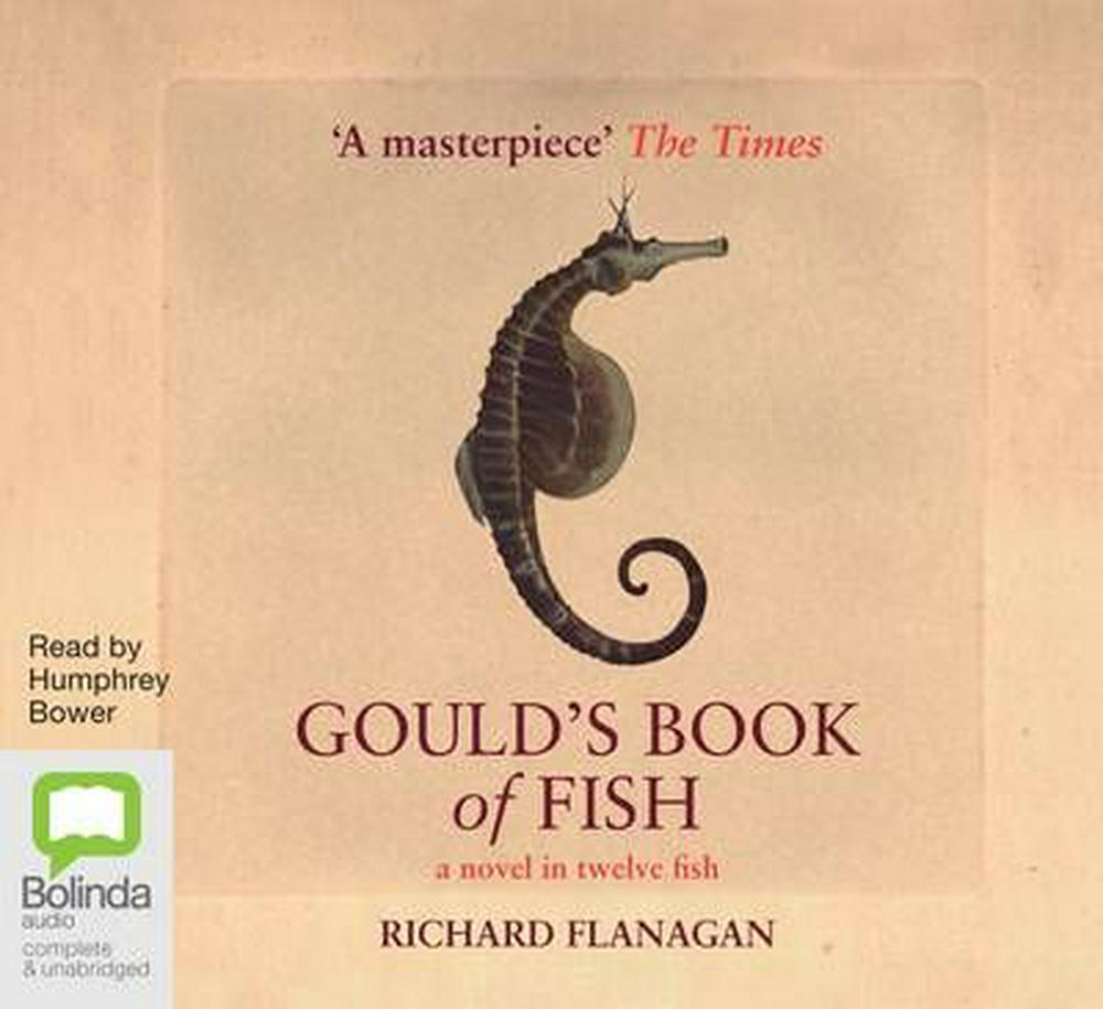 Goulds Book of Fish - MP3 Edition