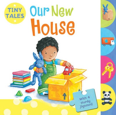 Our New House by Rebecca Finn, ISBN: 9781407107417