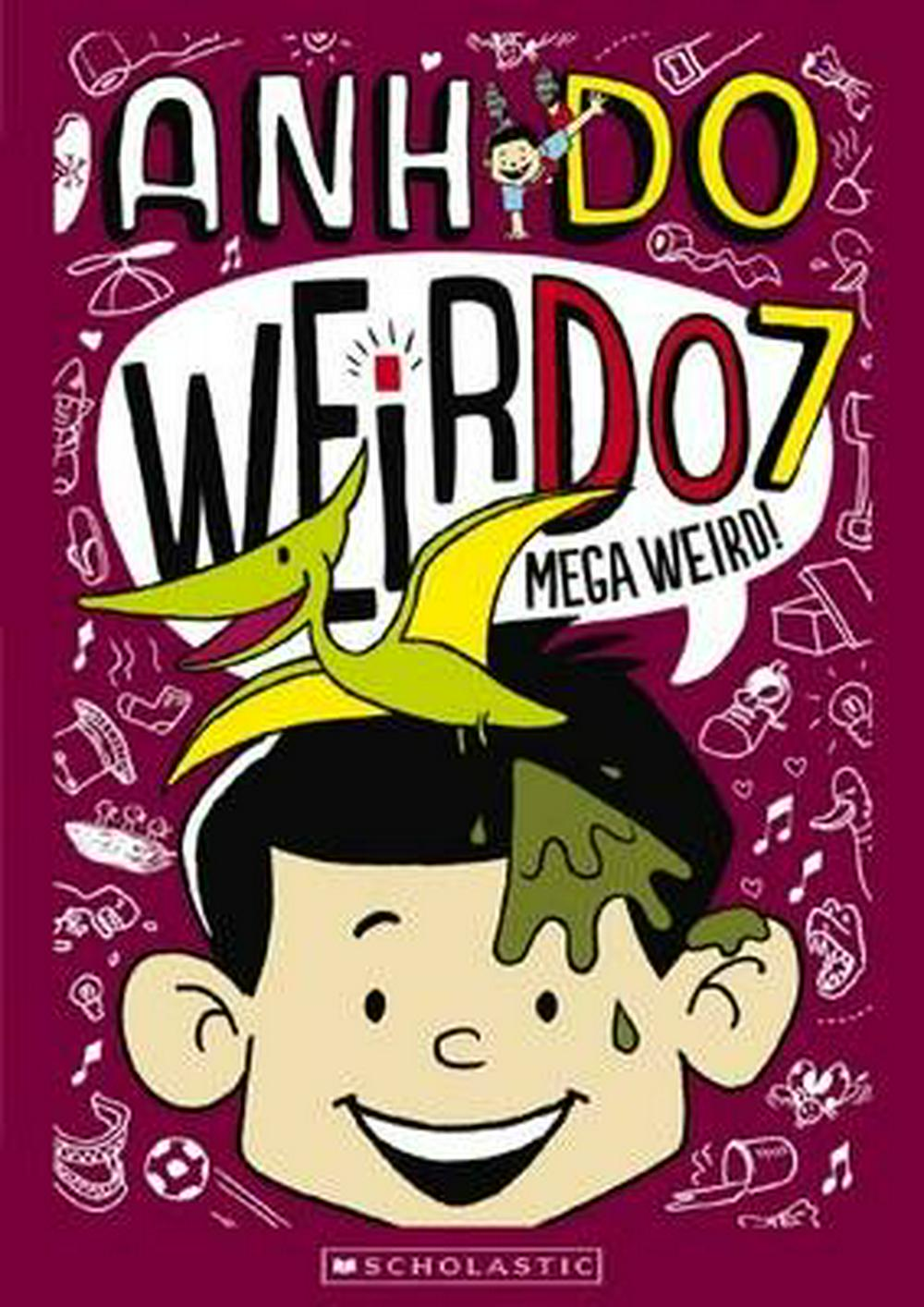 """book report on the weirdo by """"sometimes, you read a book and it fills you with this weird evangelical zeal, and you become convinced that the shattered world will never be put back together."""