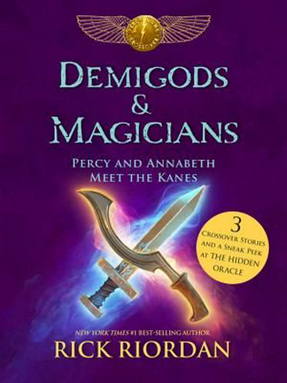 Demigods & MagiciansPercy and Annabeth Meet the Kanes