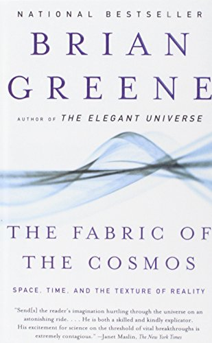 The Fabric of the Cosmos by Greene, Brian, ISBN: 9781439566923