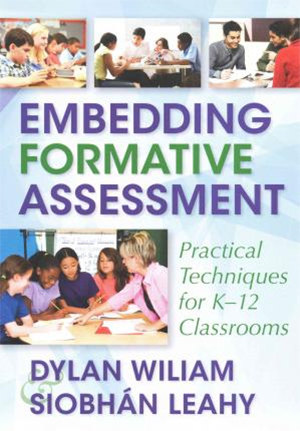 Embedding Formative Assessment: Practical Techniques for K-12 Classrooms