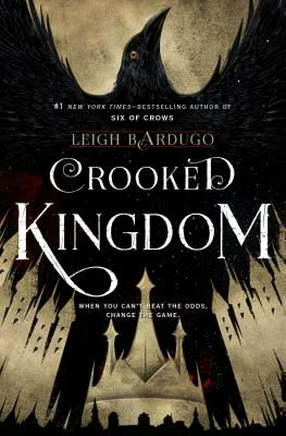 Crooked KingdomA Sequel to Six of Crows