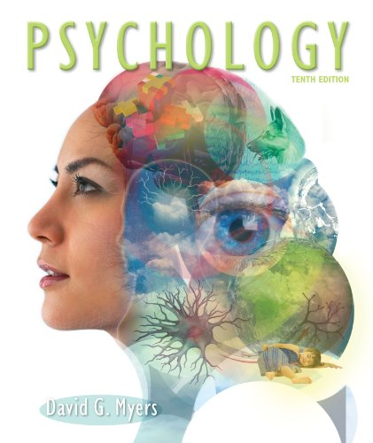 Psychology 2/E by Professor David G Myers, ISBN: 9780879014001