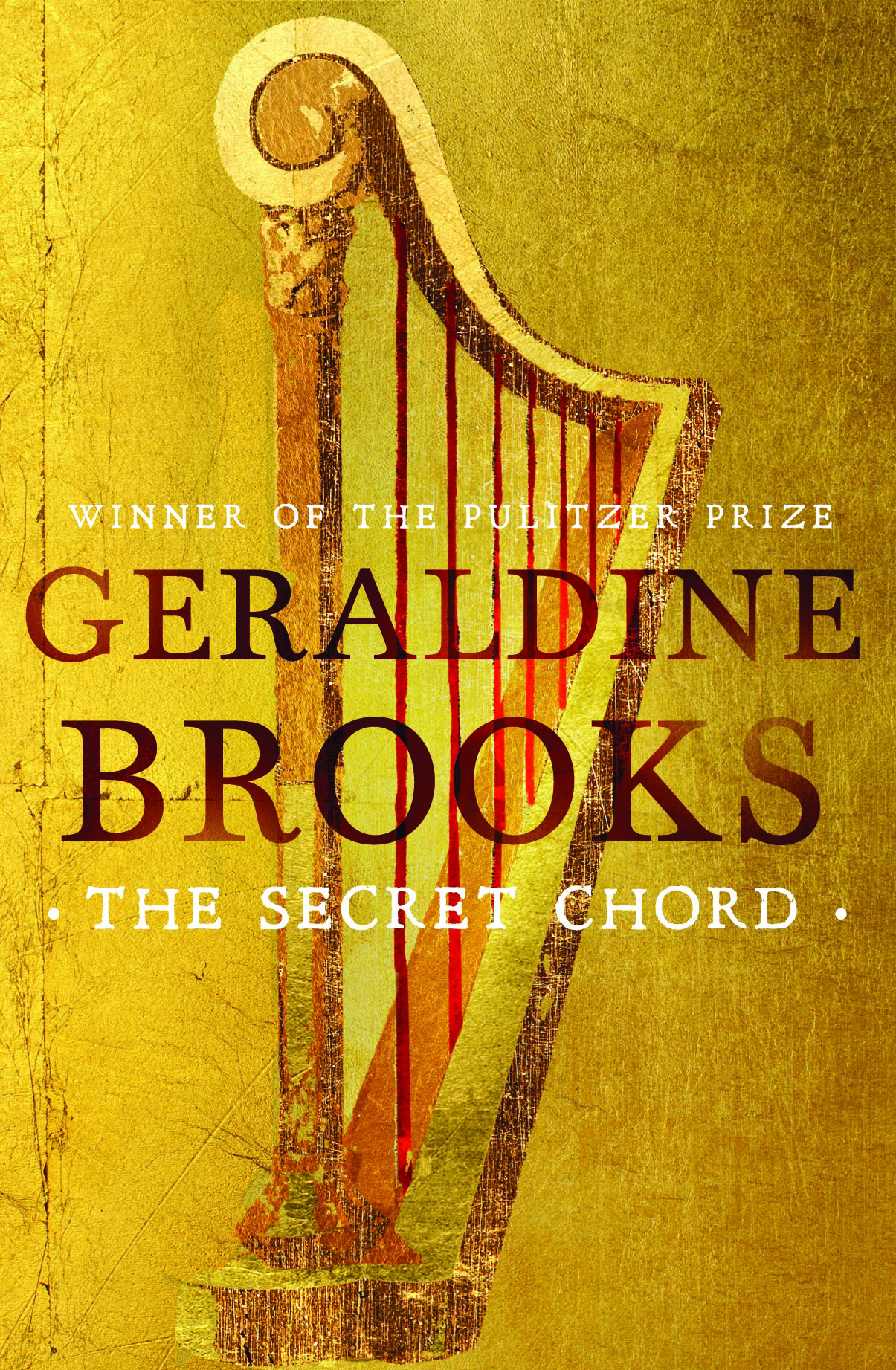 Cover Art for The Secret Chord, ISBN: 9780733632174