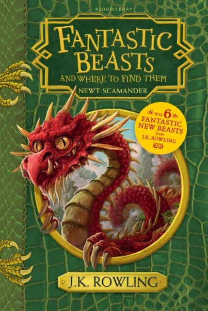 Fantastic Beasts and Where to Find Them by J. K. Rowling, ISBN: 9781408880715