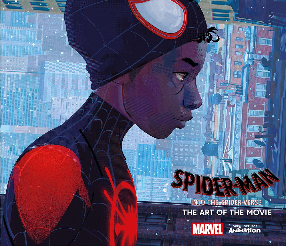 Spider-Man: Into the Spider-Verse - The Art of the Movie by Ramin Zahed, ISBN: 9781785659461