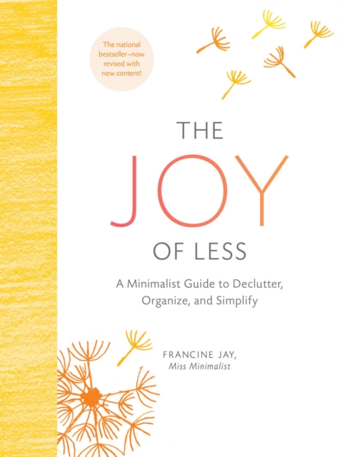 The Joy of Less by Francine Jay, ISBN: 9781452155180