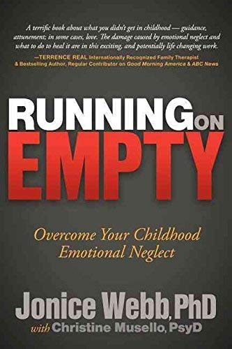 Running on Empty by Jonice Webb, ISBN: 9781603047104