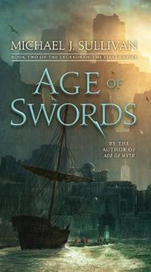 Age Of SwordsBook Two of The Legends of the First Empire
