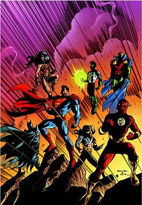 Jla Deluxe Edition Vol. 3 by Grant Morrison, ISBN: 9781401226596
