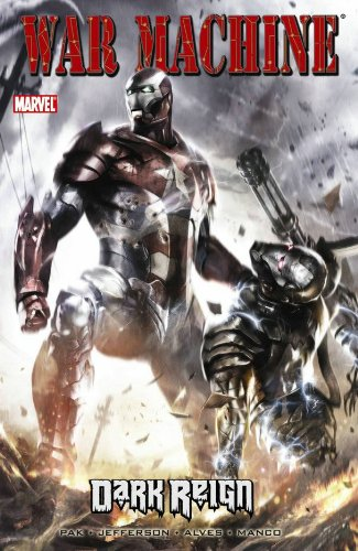 War Machine - Volume 2: Dark Reign