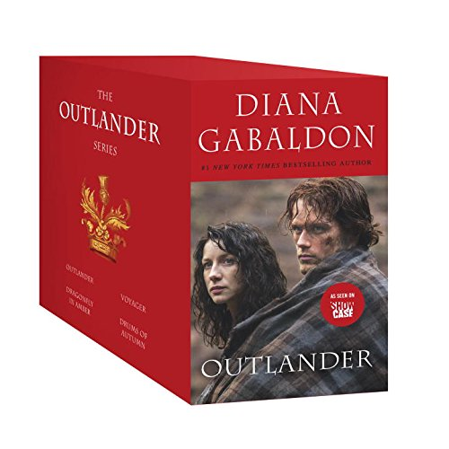 Outlander 4-Copy Mass Market Box Set by Diana Gabaldon, ISBN: 9781400026685