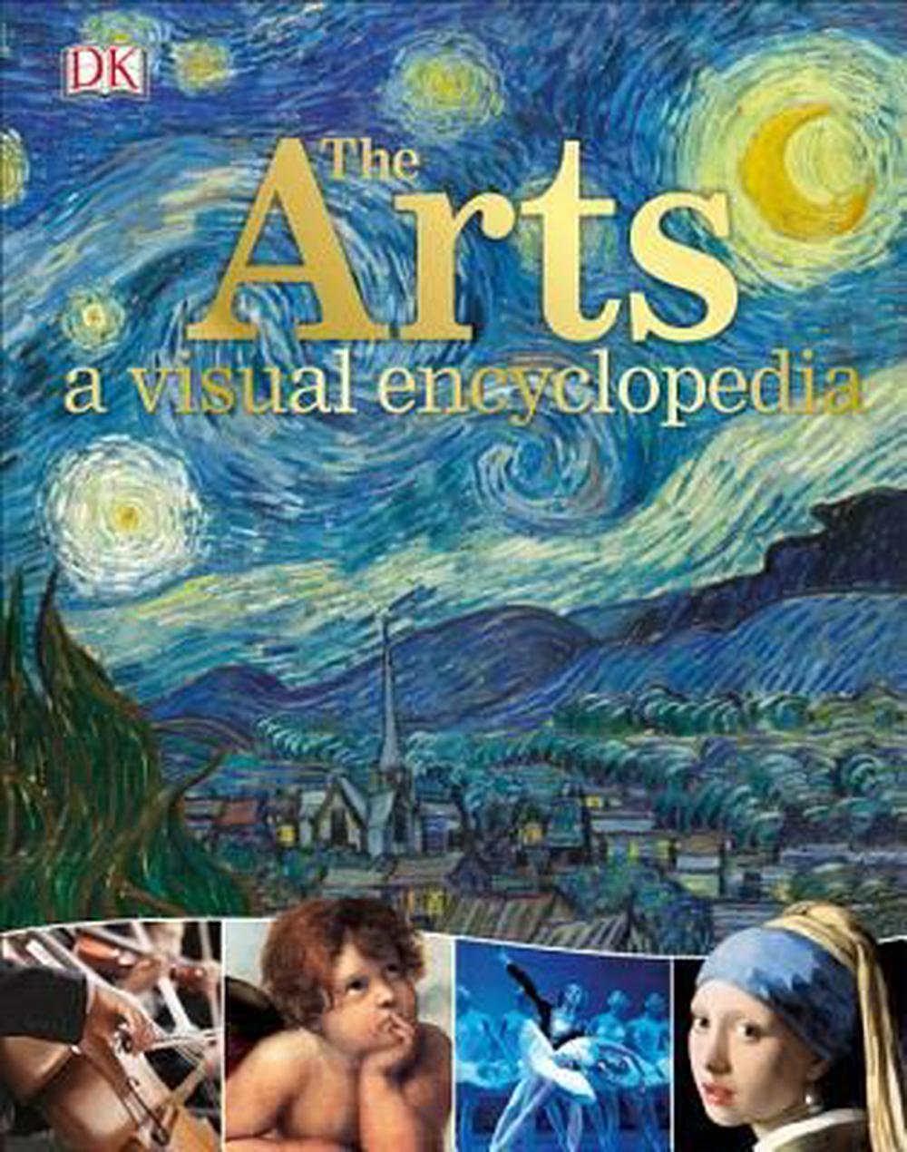 The ArtsA Visual Encyclopedia